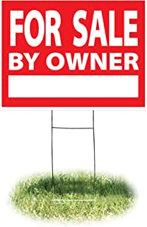 Headline Sign - Yard Sign,