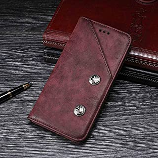 Case for BQ BQS-5050 Strike Selfie, PU Leather Stand Wallet Flip Case Cover for BQ BQS-5050 Strike Selfie,Business Style Phone Protection Shell,Wallet Phone case with[Cash and Card Slots]