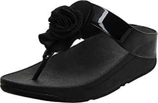 FitFlop FitFlop Womens Florrie Toe-Thong Sandal womens Sandal