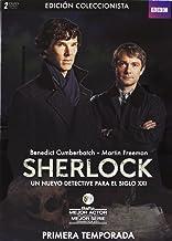 Sherlock Holmes - Temporada 1 [DVD]