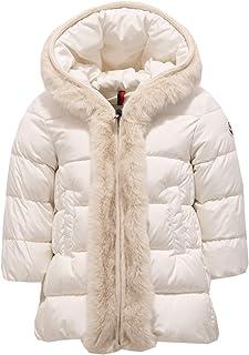 MONCLER 8147Y Piumino Bimba Girl Ivory AIATA Jacket