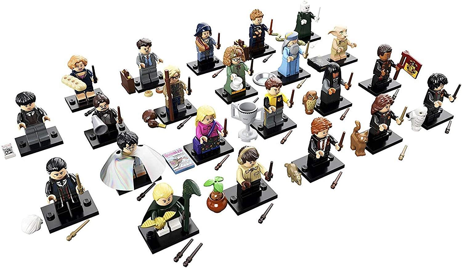 LEGO Harry Potter Fantastic Beasts Minifigure Series  Complete Set of 22 (71022)