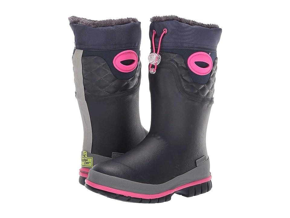 Western Chief Kids Winterprene Boots (Toddler/Little Kid/Big Kid) (Navy) Girls Shoes