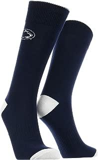 TCK Penn State Nittany Lions Dress Socks Dean's List Crew Length Socks
