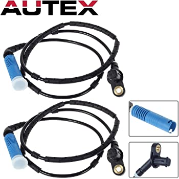 Brand New ABS Wheel Speed Sensor replacement for BMW 3 Series E46 318i M3 325i 325Ci 2001-2006 OE#34526752683 ALS438 SU11968 5S10515 rear left//right 100/% TESTED