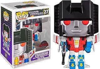 Funko POP! Retro Toys: Transformers - Starscream - Special Edition Exclusive
