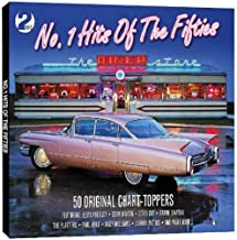 No.1 Hits of the Fifties-50 Original Chart Toppers