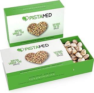 Pistachos ecológicos PISTAMED - 200 gramos. Tostado