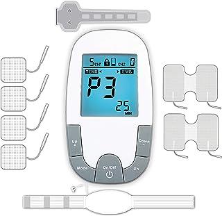 Mini Masajeador Y Estimulador, Electrodos Para Tens, Gimnasia Pasiva, Parches Electroestimulador, Electroestimulador Tens, Electroestimuladores, Tens Fisioterapia, Electroestimulador Digital Muscular
