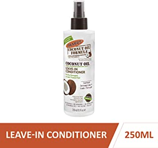 Palmer's Formula Leave-in Conditioner, Coconut Oil, 250 mL