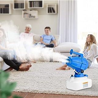 InLoveArts 5L Pulverizador eléctrico ULV, 1200w Tres Agujeros Pulverizador Nebulizador Portátil, Pulverizador eléctrica,Ho...