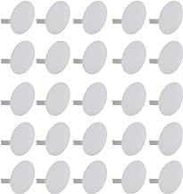 Meister Veerdeksel wit - Geschikt voor Ø 70 mm schakeldozen - 25 stuks - Voor een vlakke afsluiting met de muur/deksel voo...