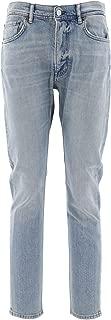 ACNE STUDIOS Luxury Fashion Womens A00007MEL Light Blue Jeans | Fall Winter 19