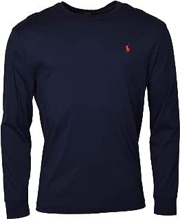 Polo Ralph Lauren Mens Long Sleeve Crewneck Logo T-Shirt...