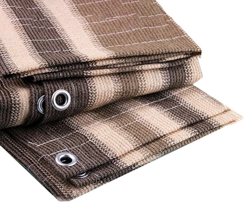 XLJUN Shading Net,Shade Cloth Direct sale of manufacturer Metal Sun Thickened Virginia Beach Mall Edges Ring