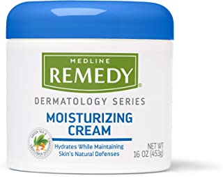 Remedy Dermatology Series Body Cream, for Extremely Dry Skin, Unscented, Botanical Formula, Manuka Honey, Paraben Free, Ce...