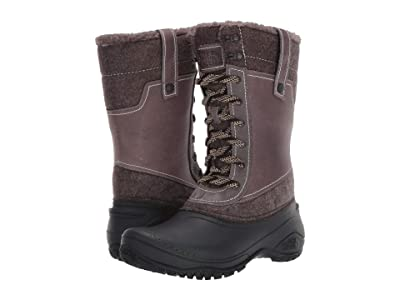 The North Face Shellista III Mid (Stingray/Dark Gull Grey) Women
