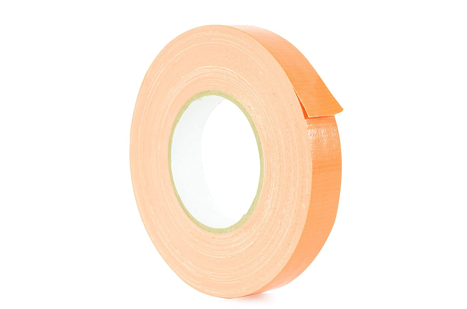 WOD CDT-36 Advanced Strength Industrial Grade Racing Orange Duct Tape, Waterproof, UV Resistant For Crafts & Home Improvement (Available in Multiple Sizes & Colors): 1 in. x 60 yds. (Pack of 1)