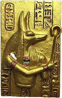 Idea Regalo Decorazione per casa e Cucina Adesivo Magnetico Aswan Egitto MUYU Magnet Calamita da frigo 3D Abu Simbel Tempio Aswan Egitto Aswan