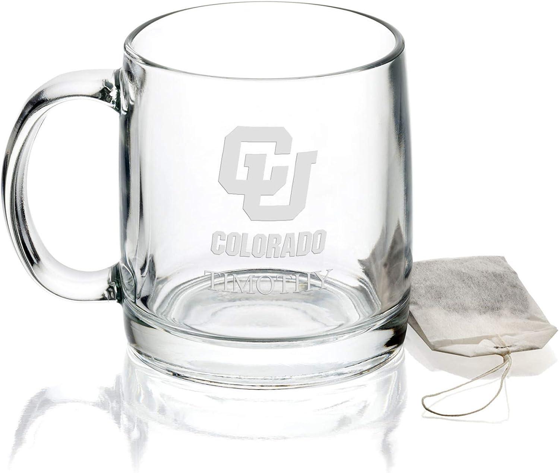 M. Jacksonville Mall LA HART University of Colorado oz 13 It is very popular Coffee Mug Glass
