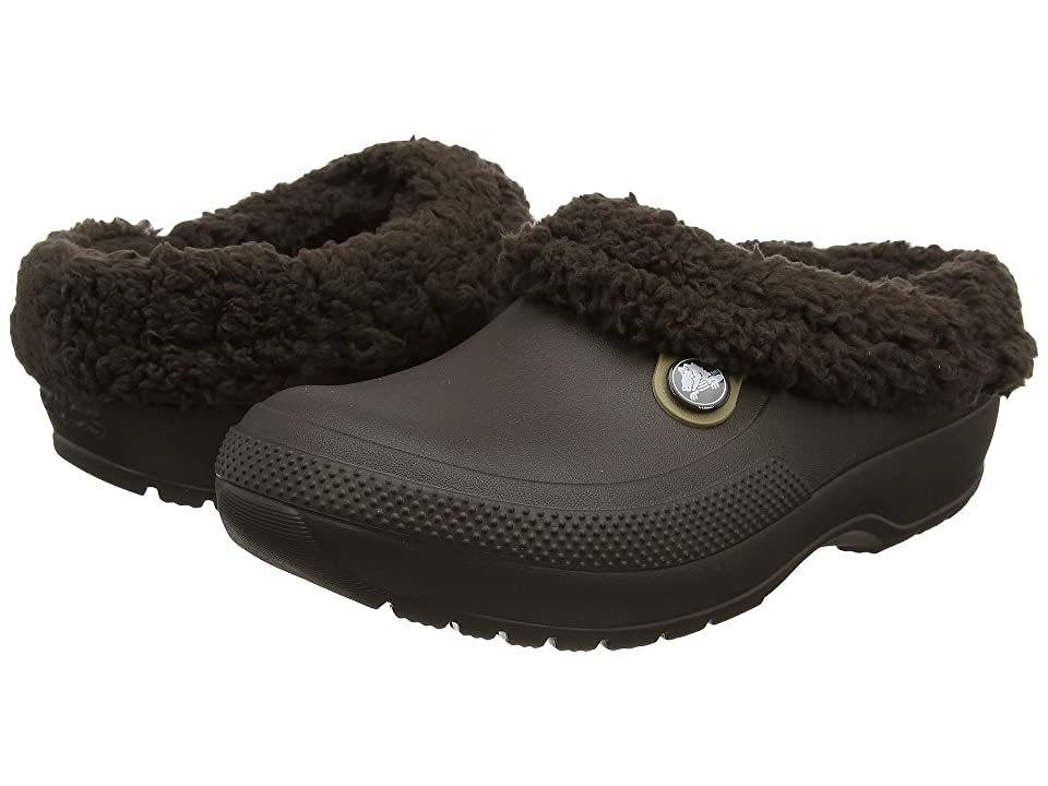 Crocs Classic Blitzen III Clog (Espresso/Espresso) Clog/Mule Shoes