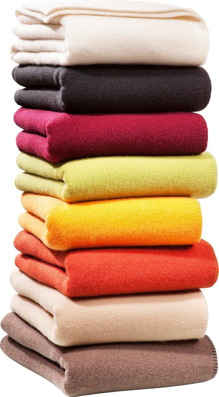 Steinbeck Wohndecke Wolle Orange Größe 150x200 150x200 150x200 cm B004JSG29W 4568d6