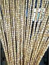 Amazonfr Rideaux Perle Bois