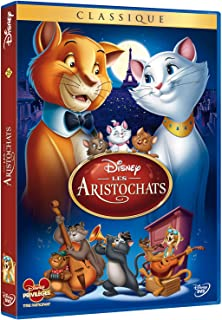 Les Aristochats [Francia] [DVD]