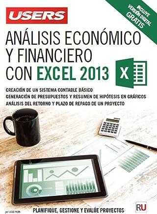 Análisis económico y financiero con Microsoft Excel (Spanish Edition)