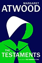Cover image of The Testaments by Margaret Atwood