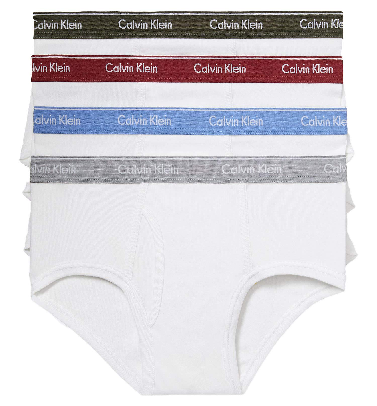 Calvin Underwear Cotton Classics 4 Pack Briefs