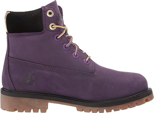 Medium Purple Nubuck