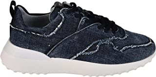 Tod's Luxury Fashion Womens XXW80A0Y570JDLU808 Blue Sneakers | Season Permanent