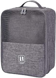 3 in 1 Travel Shoe Bags, Waterproof Portable Mesh Shoe bags-Double Layer Men Women