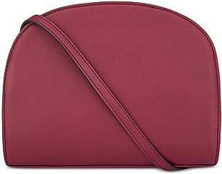 Women Dianelys Crossbody Wine Leather