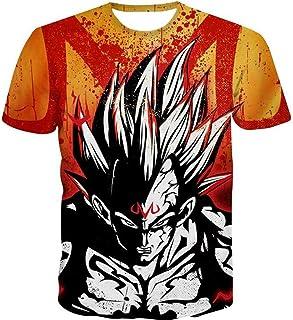 feefefee 3D Print Dragon Ball Z Men Women Hoodie Hooded Sweatshirt T Shirts Anime  Vegeta Goku Shirt