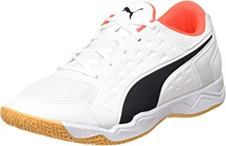 PUMA Auriz Jr, Futsal Shoe Mixte Enfant