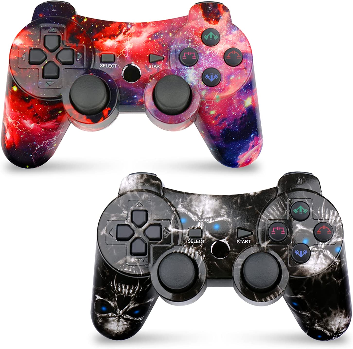 Max 65% OFF CHENGDAO shopping Wireless Controller 2 with Compatible Playstation Pack