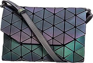 Geometric Purse Shoulder Handbags Crossbody Messenger Bag