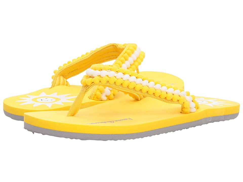 Hanna Andersson Art (Toddler/Little Kid/Big Kid) (Swedish Yellow) Girls Shoes