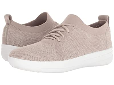 FitFlop F-Sporty Uberknit Sneakers (Dark Taupe Mix) Women