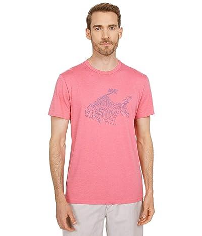 Vineyard Vines Short Sleeve Scenic Permit Dunes T-Shirt
