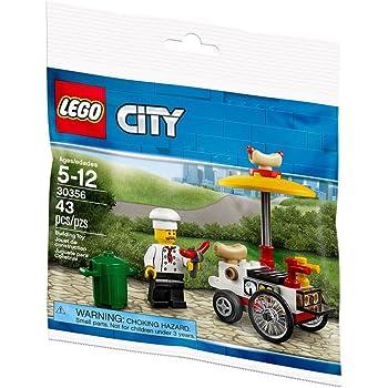 Lego City 30364 Popcorn Cart Polybag