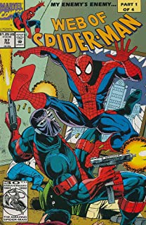 Web of Spider-Man #97 Direct Edition First Appearance of Dr. Kevin Trench (Nightwatch)
