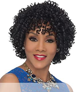 Vivica A Fox Hair Collection Woopi Pure Stretch Cap Wig, P27/30/33, 10.5 Ounce
