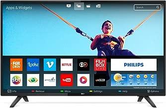"Smart TV LED 32"" Philips 32PHG581378 HD Conversor Digital 2 HDMI 2 USB Wi-fi 60hz - Preta"