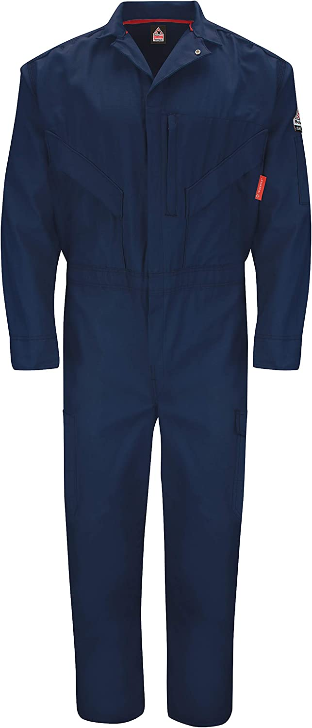 Bulwark Indefinitely Men's Iq Endurance Coverall Ranking integrated 1st place Series