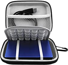 Lacdo Hard Drive Carrying Case for Seagate Portable...