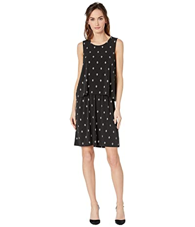 Hatley Roberta Dress (Tiny Blooms Blue) Women
