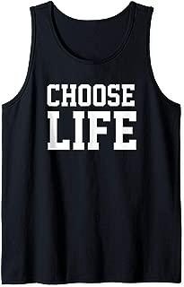 Choose Life Tank Top